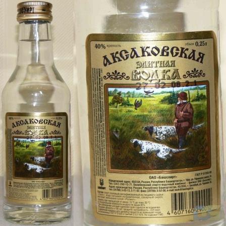 Аксаковская