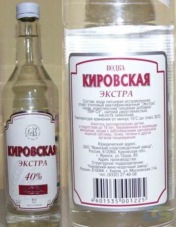Кировская